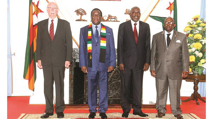 New envoys: President presses on with economic diplomacy, reengagement