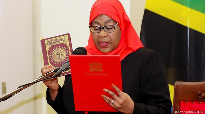 JUST IN: President congratulates new Tanzania President