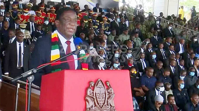 JUST IN: Magufuli, a man of action – President Mnangagwa