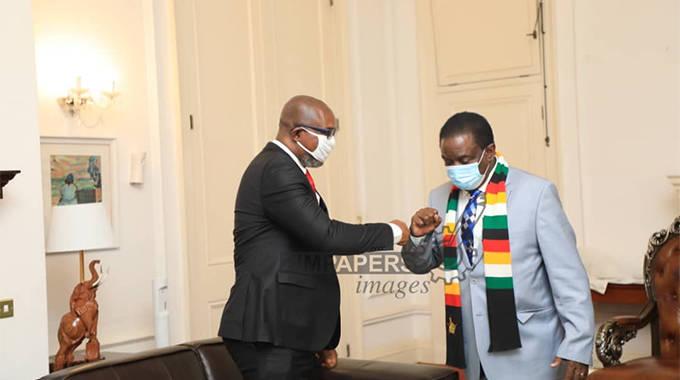 JUST IN: Obert Gutu and James Makore join Zanu-pf