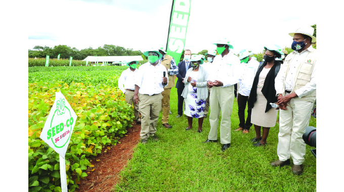 Zim-Malawi to collaborate in agric transformation