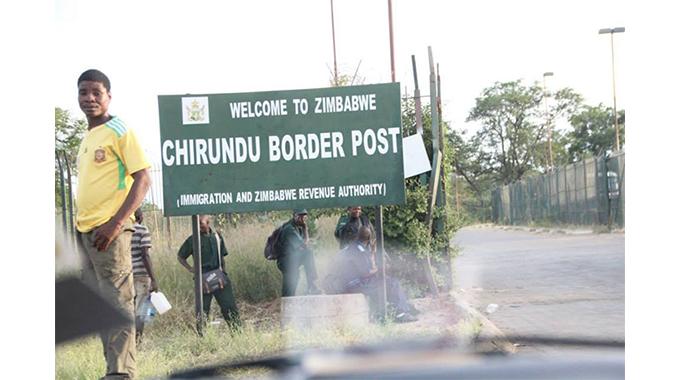 Comesa-Zimbabwe sign agreement to upgrade Chirundu border post