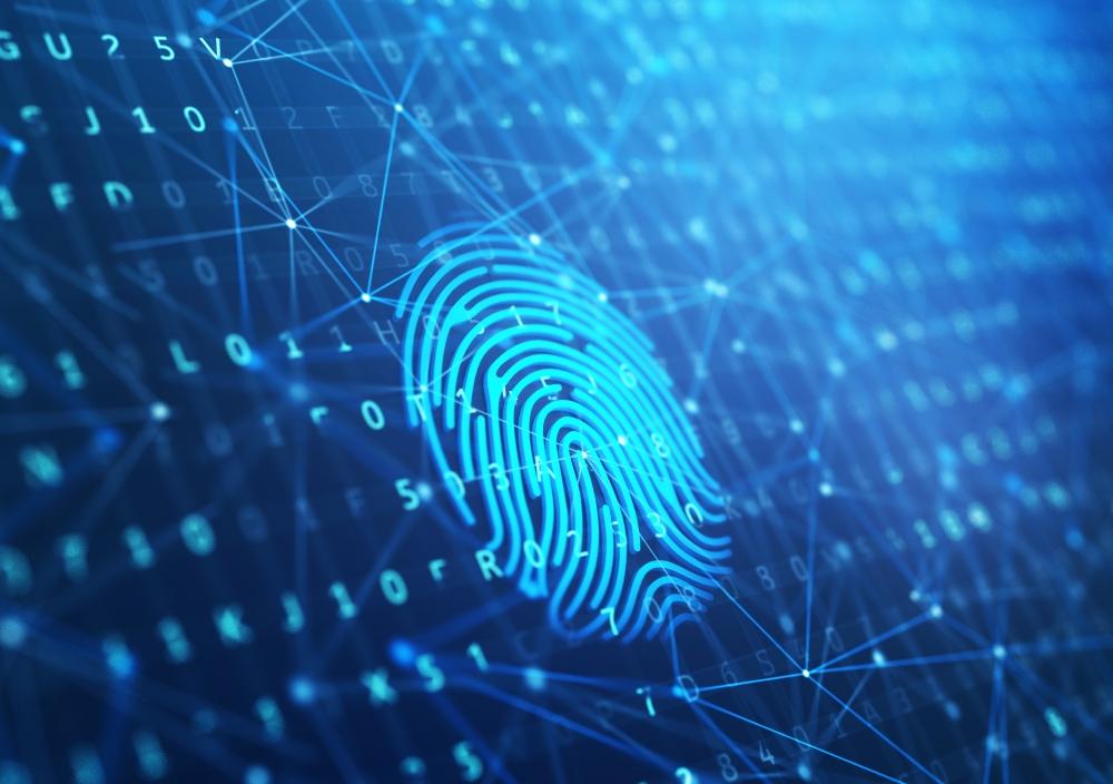 digital identity biometric registration