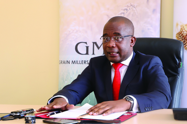 Millers choke under cheap maize meal imports