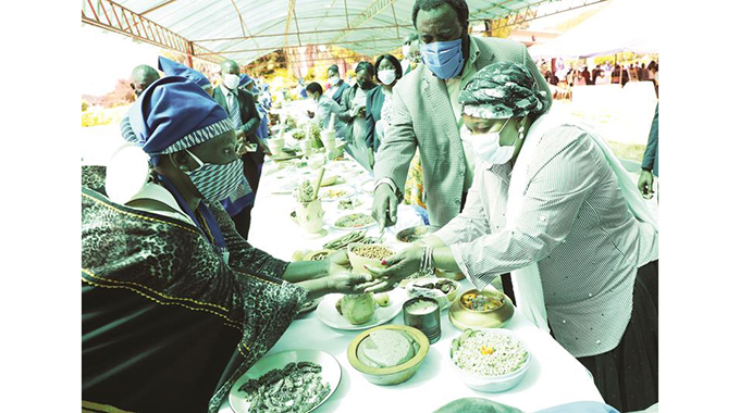 First Lady boosts community tourism