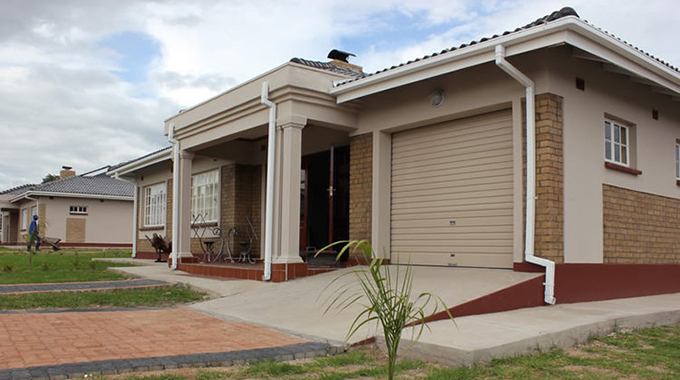 Massive housing projects for Harare