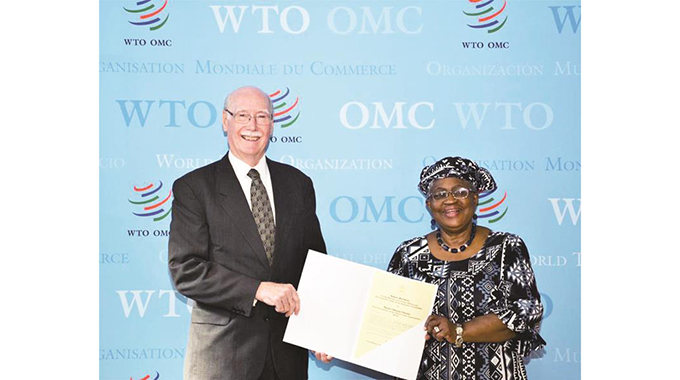 WTO ready to offer Zim practical solutions