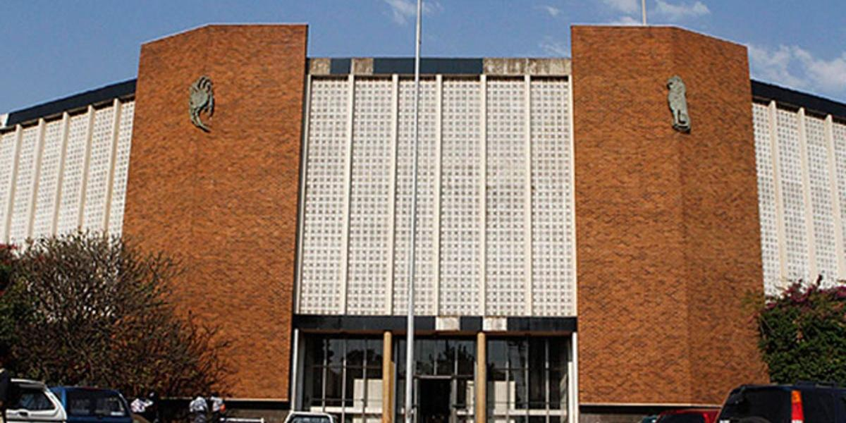 Harare Magistrates Court along Rotten Row