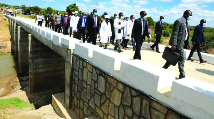 $34bn set aside for roads rehab…'We're responsible for own development'