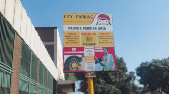 City Parking, Gweru City in joint venture