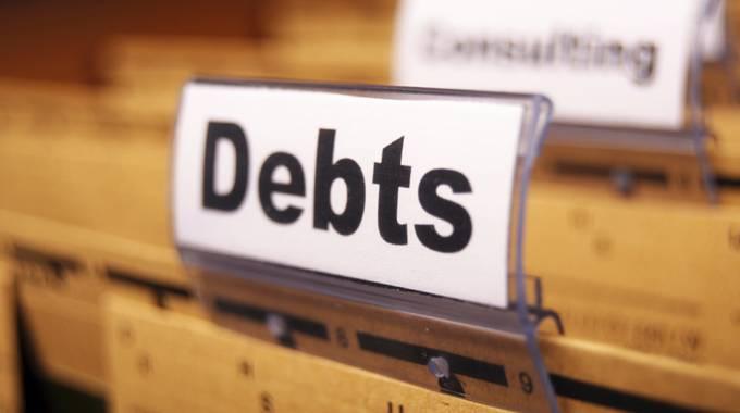 Redcliff sweats over $38m water debt