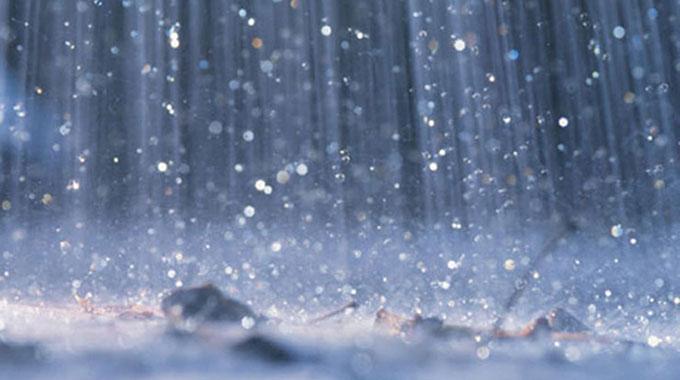 Rainfall levels decrease as season nears end