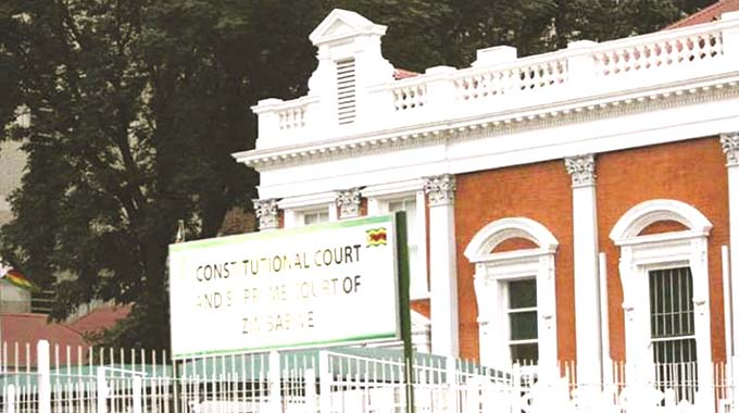 New era for Constitutional Court