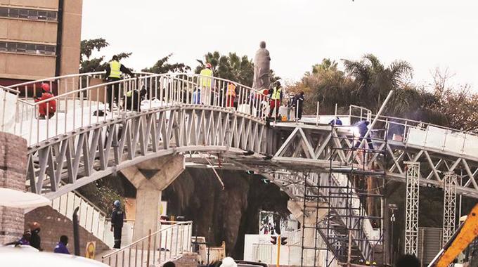 All set for Mbuya Nehanda statue unveiling