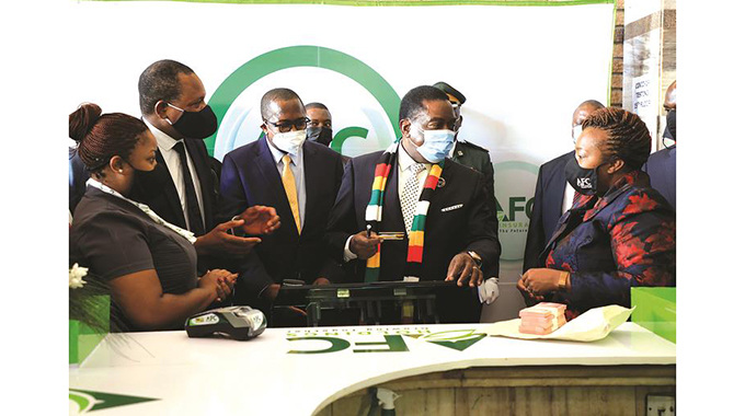 New dawn for agric financing . . . as President launches Land Bank