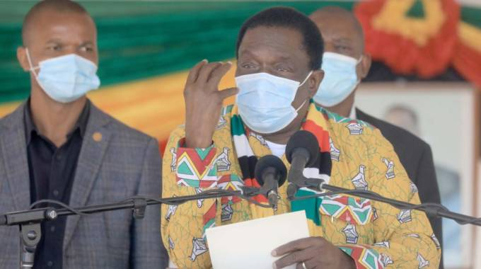 President sets national irrigation deadline…praises late Minister Shiri