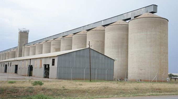 GMB identifies grain collection points