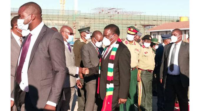 JUST IN: President leaves for Botswana