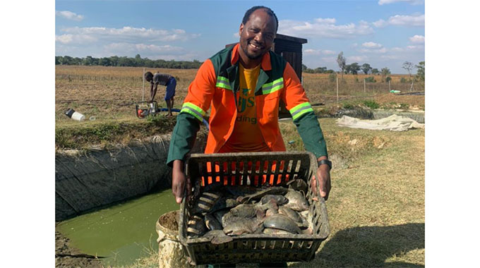Lack of technical expertise hamper fish farming- farmers