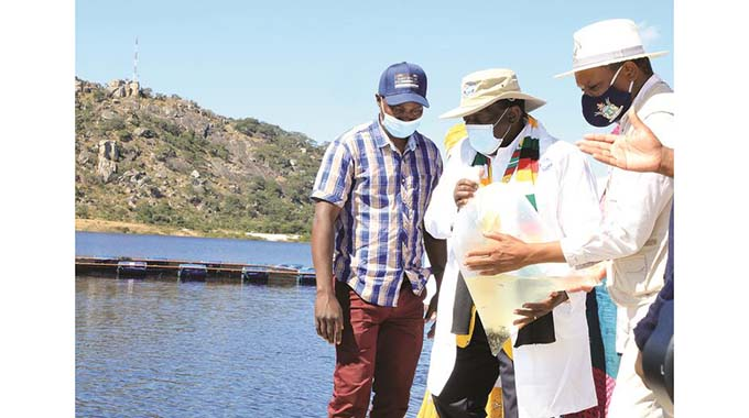 Govt rolls out high impact water projects
