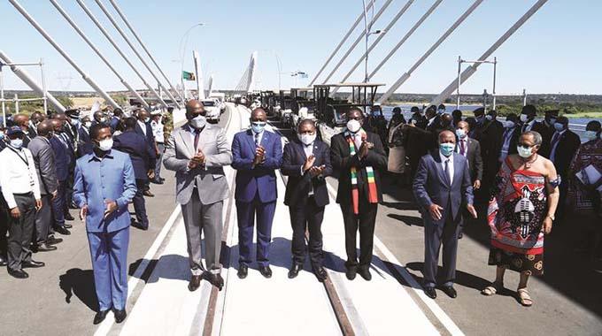 Sadc's US$260m unifier…Kazungula bridge to enhance regional integration