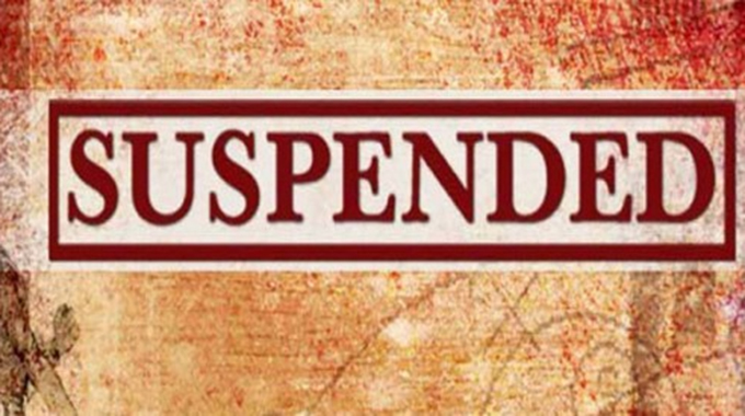 Vic Falls Town Clerk suspended