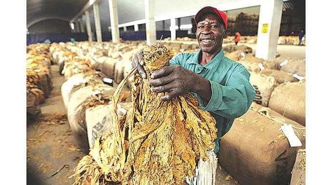 Tobacco sales rake in US$404 million