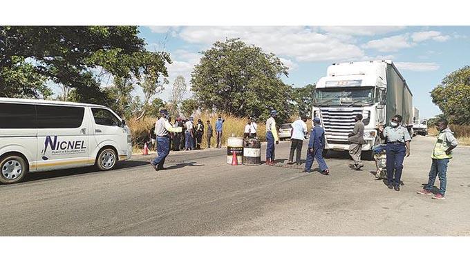 Enforcement of Mash West lockdown tightened