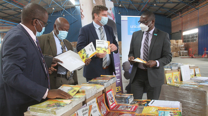 Unicef helps rural children catch up with 200 000 books