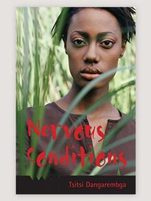 Book cover 'Nervous Conditions' by Tsitsi Dangarembga.