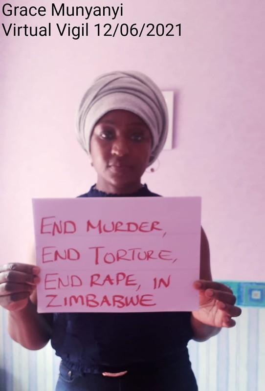 Crisis, what crisis? – Zimbabwe Vigil Diary