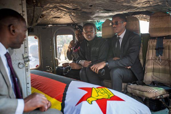 Mugabe Coffin Bellarmine Chatunga Mugabe Bona exhumation reburial appeal