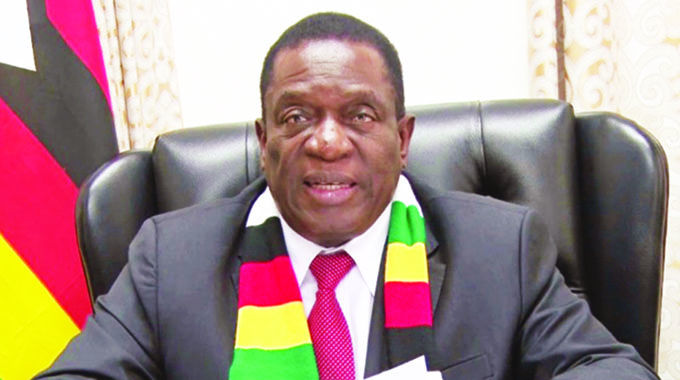 Zim to honour PAPU pledge, says President