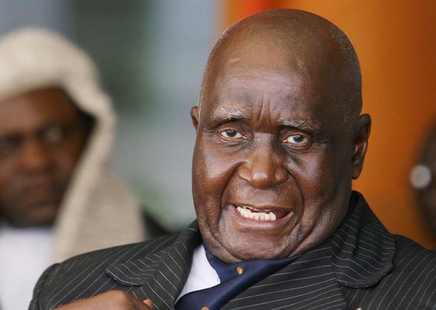 Three days of mourning for Kaunda