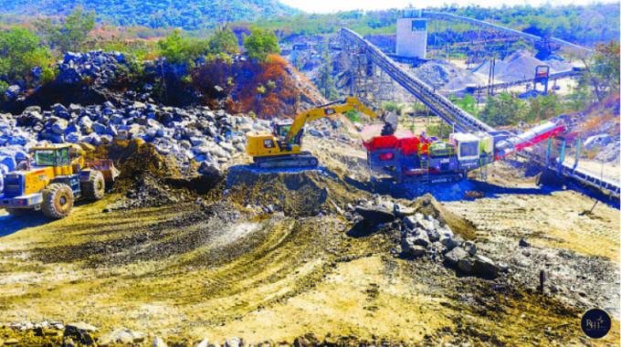 Kuvimba in historic 300kg gold haul