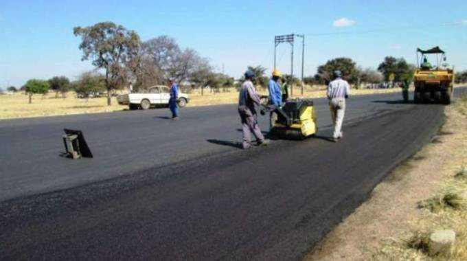 State of roads improving, Parly told