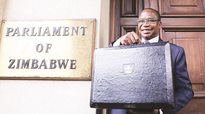 Zim records $9,8bn budget surplus