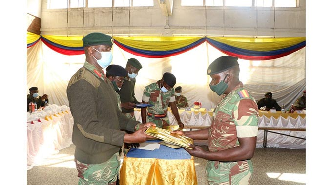 137 army officers pass logistics course