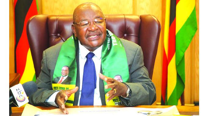 Zanu PF stops house demolitions