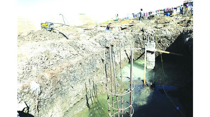 Land barons invade Westgate wetlands