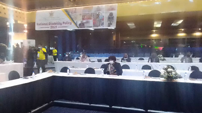 President Mnangagwa to launch the National Labour Migration; Disability Policies