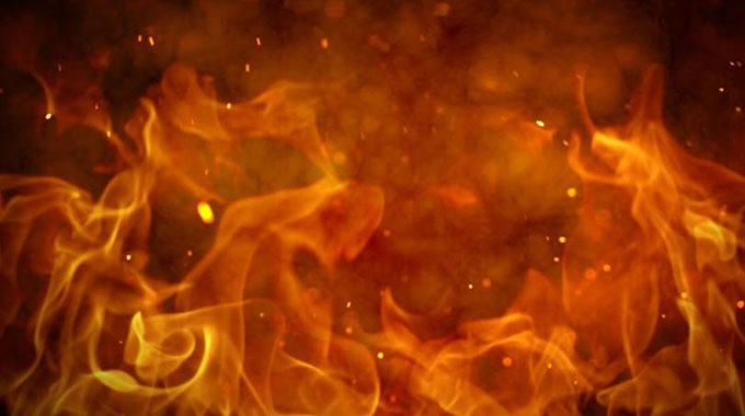 Boy dies in house inferno