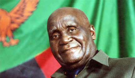 Kaunda mourning period till July 1