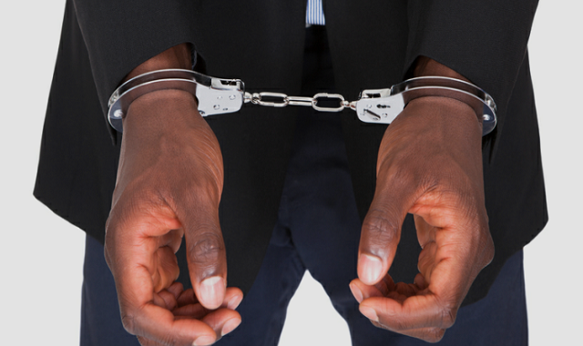 Police boss arrested for stealing impounded Kombi