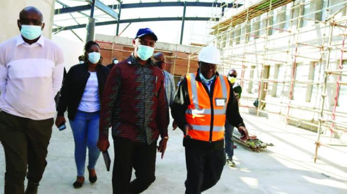 Govt accelerates infrastructure development