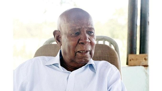 Veteran nationalist Nkiwane dies