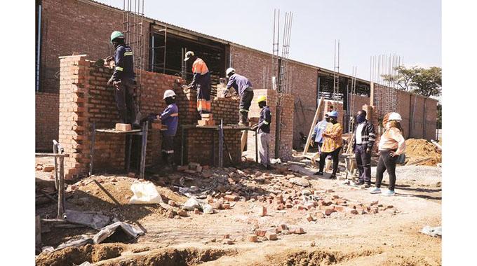 Prophet Angel's construction project picks pace