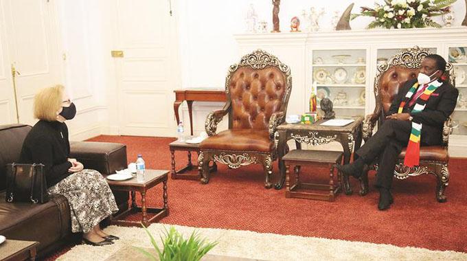 Envoy hails vaccination drive
