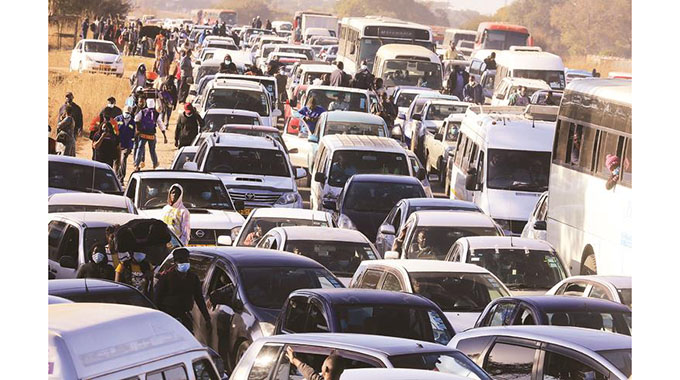 Police review roadblock schedule