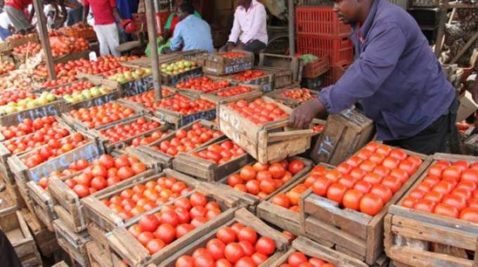 Covid-19 weighs on fresh produce market